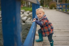 Family Photos at Crescent Beach in South Surrey