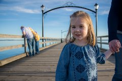 C at the White Rock Pier in White Rock